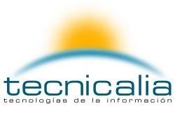 Bienvenidos a Tecnologías de la Información Tecnicalia S.L.U. Logo